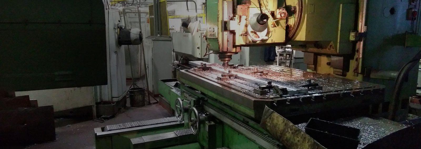 Металлообработка и механическая обработка деталей любой сложности